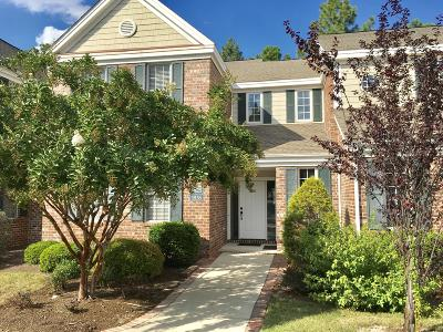 Southern Pines Condo/Townhouse For Sale: 1835 Woodbrooke Drive