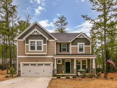 Pinehurst Single Family Home For Sale: 735 Burning Tree Road