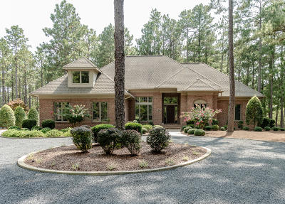 Pinehurst Single Family Home Active/Contingent: 76 Kilbride Drive