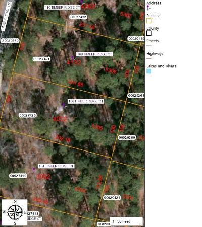 Residential Lots & Land For Sale: 106&108 Timber Ridge Ct