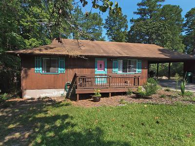 Pinehurst Single Family Home For Sale: 295 Spring Lake Drive