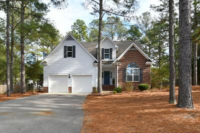 Pinehurst Single Family Home For Sale: 8 Carter Lane