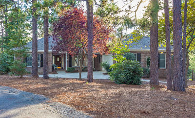 Pinehurst No. 6 Single Family Home For Sale: 5 Carter Lane