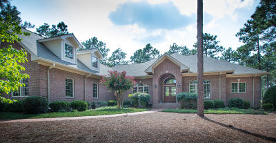 Pinehurst, Southern Pines Single Family Home For Sale: 118 Haddington Drive