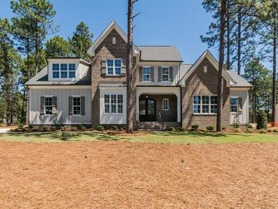 Pinehurst Single Family Home For Sale: 141 National Drive