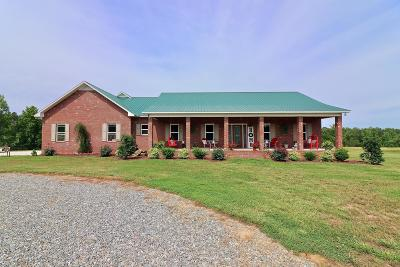 Single Family Home For Sale: 856 McDuffie Road