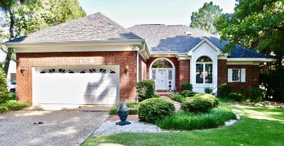 Pinehurst Single Family Home Active/Contingent: 105 Briarwood Circle