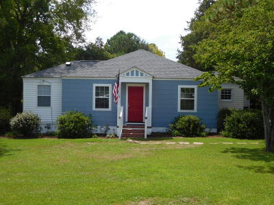 Aberdeen Single Family Home Active/Contingent: 903 Colonial Avenue