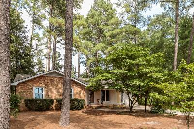 Whispering Pines Single Family Home Active/Contingent: 96 Lakeview Drive