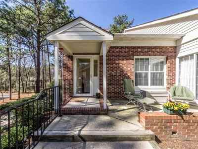 Pinehurst Condo/Townhouse Active/Contingent: 18 A Pinehurst Manor