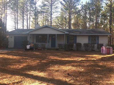 Pinehurst, Raleigh, Southern Pines Single Family Home Sold: 35 Sandhills Circle