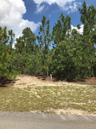 Southern Pines Residential Lots & Land Active/Contingent: 125 Steeplechase Way