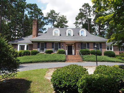Pinehurst Single Family Home Active/Contingent: 21 Thunderbird Circle