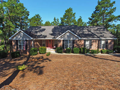 Pinehurst Single Family Home For Sale: 4 Wake Court