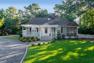 Southern Pines Single Family Home Active/Contingent: 465 Dogwood Lane