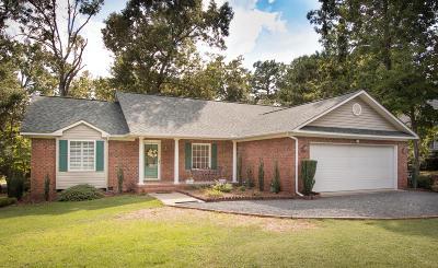 Pinehurst NC Single Family Home For Sale: $239,000