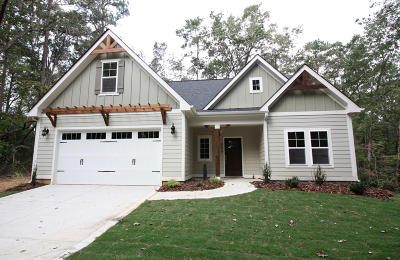 Whispering Pines Single Family Home For Sale: 206 Lakeview Drive