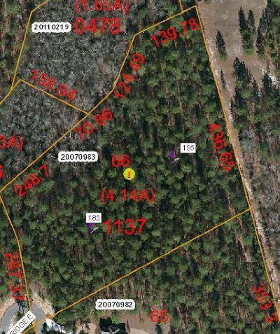 Jackson Springs Residential Lots & Land For Sale: 195 E Vista Ridge