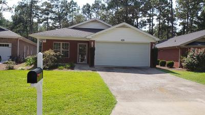 Pinehurst Single Family Home Active/Contingent: 605 Pinehurst Trace Drive