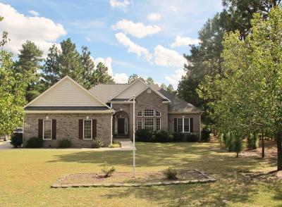 Jackson Springs NC Single Family Home For Sale: $265,000