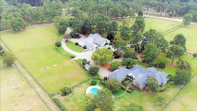 Southern Pines Farm For Sale: 143 Walsh Lane
