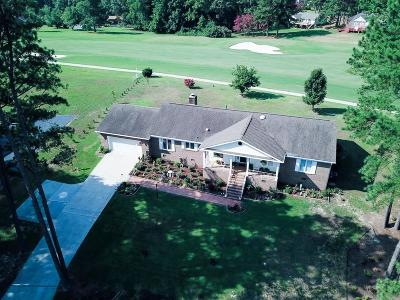Sanford NC Single Family Home For Sale: $236,900