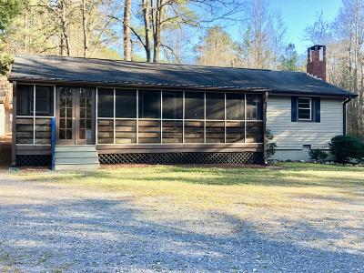 West End Single Family Home Active/Contingent: 283 Juniper Lake Road