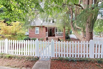 Southern Pines Single Family Home For Sale: 380 W Vermont Avenue