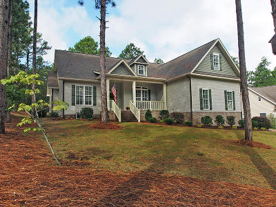 Pinehurst No. 6 Single Family Home For Sale: 280 Kingswood Circle