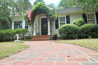 Southern Pines Single Family Home For Sale: 305 Maples Road