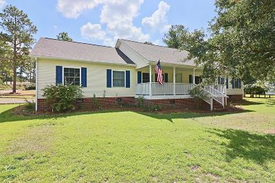 Southern Pines Single Family Home For Sale: 116 Brandt Lane