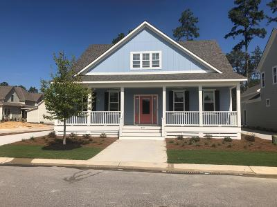 Southern Pines Single Family Home For Sale: 440 Manning Square