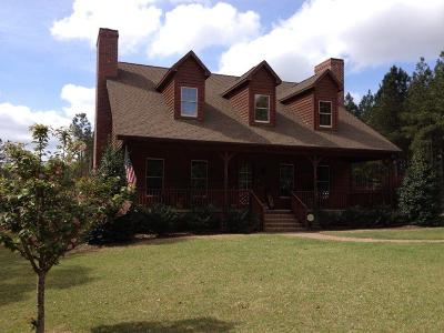 Aberdeen Single Family Home For Sale: 1250 Pasture Circle