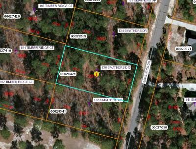 West End Residential Lots & Land For Sale: 136 Smathers Drive