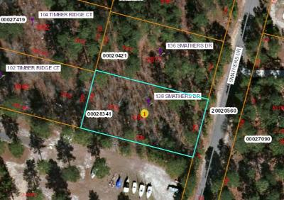West End Residential Lots & Land For Sale: 138 Smathers Drive