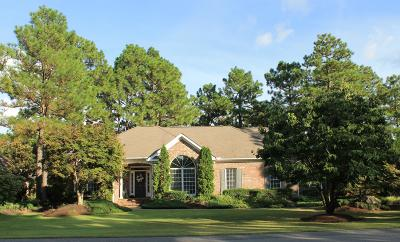Pinehurst No. 6 Single Family Home For Sale: 28 Peachtree Lane