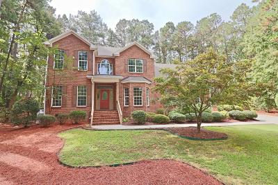 Southern Pines Single Family Home For Sale: 109 Christine Circle