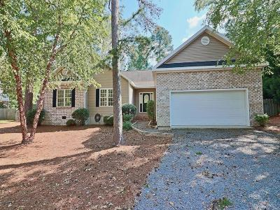 Pinehurst Single Family Home For Sale: 1845 E Longleaf Dr. E Drive