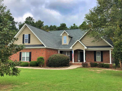 Whispering Pines Single Family Home For Sale: 18 Spearhead Drive