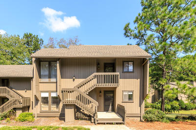 Pinehurst NC Condo/Townhouse For Sale: $128,000