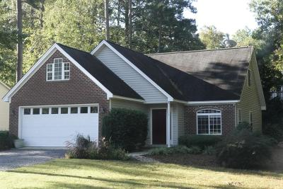 Pinehurst Single Family Home For Sale: 375 Gun Club Drive