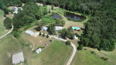 Farm Active/Contingent: 550 N Horace Walters Road