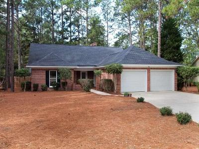 Pinehurst NC Single Family Home For Sale: $258,900