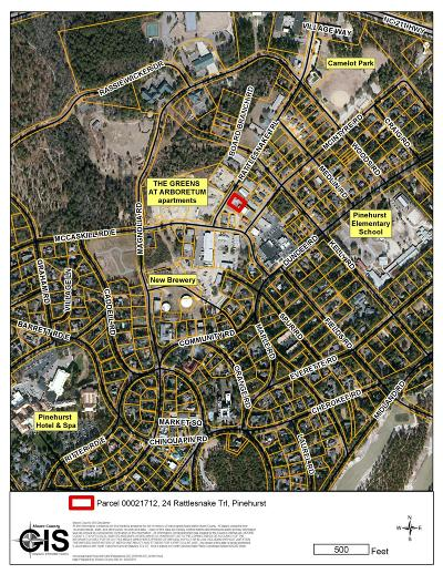 Moore County Commercial For Sale: 24 Rattlesnake Trail