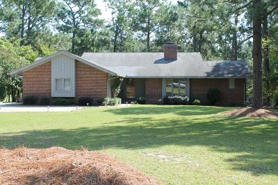 Moore County Rental For Rent: 133 W Devonshire Avenue