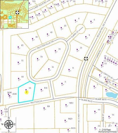 Moore County Commercial For Sale: 95 Trotter Hills Circle