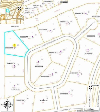 Moore County Commercial For Sale: 65 Trotter Hills Circle