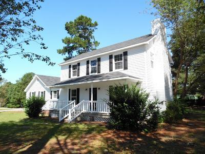 Fayetteville Single Family Home For Sale: 3299 Alforodo Street