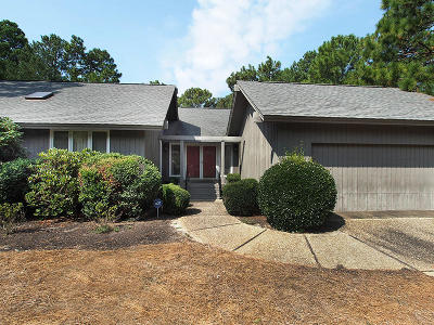 Pinehurst Single Family Home Active/Contingent: 55 Canter Lane