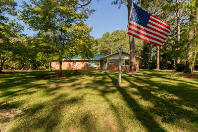 Pinebluff Single Family Home For Sale: 245 S Peach Street